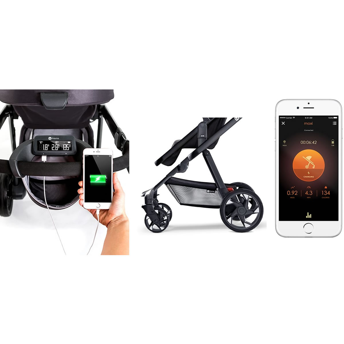 moxi stroller by 4moms