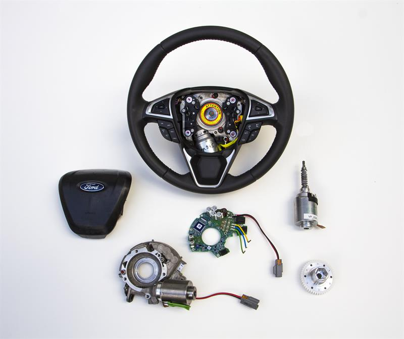 2015 Ford Adaptive Steering System