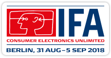 IFA - Leading Consumer Electronics Trade Show