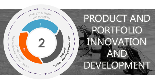 Product and Portfolio Innovation and Development