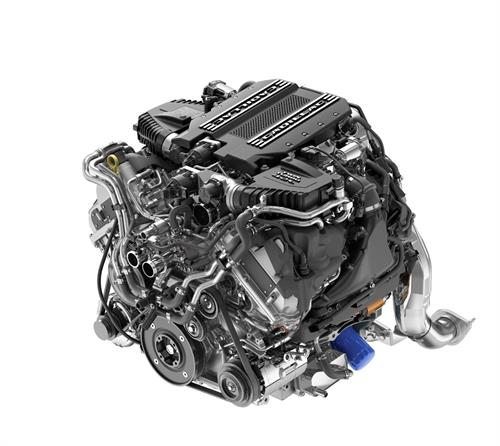 Cadillac Blackwing 4.2L Twin-Turbo V-8