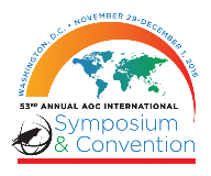 53rd Annual AOC International Symposium and Convention
