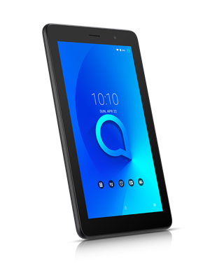 Alcatel 1T 7 WIFI front left angled 2