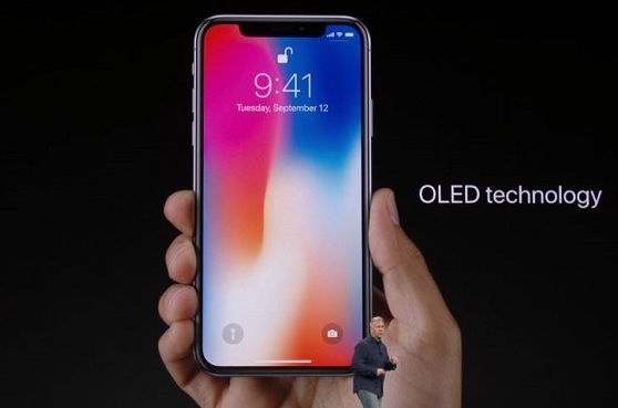 AMOLED iPhone X (2)