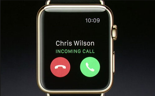 apple watch for calls