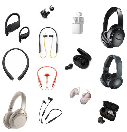 BT Headsets