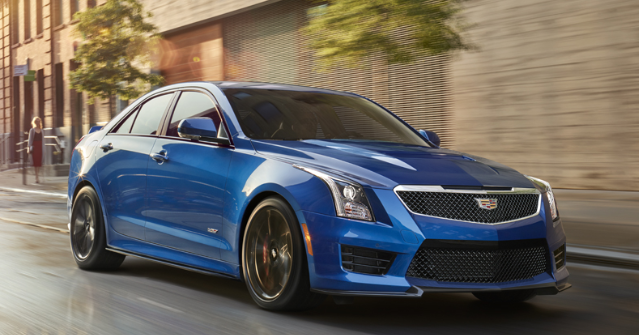 BOOK by Cadillac ATS-V