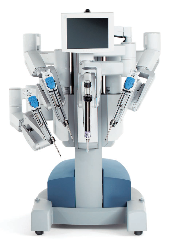 da Vinci Robotic Surgery System