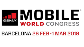 Mobile World Congress (MWC) in 2018 in Barcelona - Devices