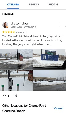 Charging station review