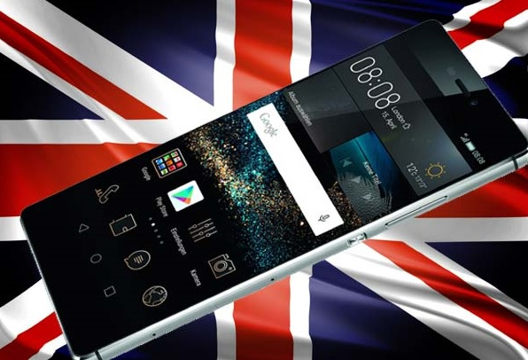 Huawei in UK