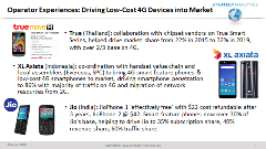 Driving Low Cost Devices Into the Market