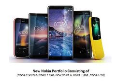 Nokia MWC all release