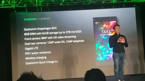 Razer Phone 2 Launch: Can it Break Free from a Gaming Phone