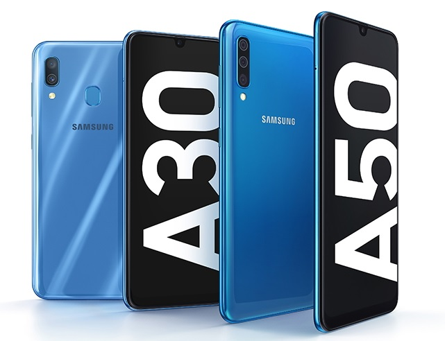 Samsung New A series