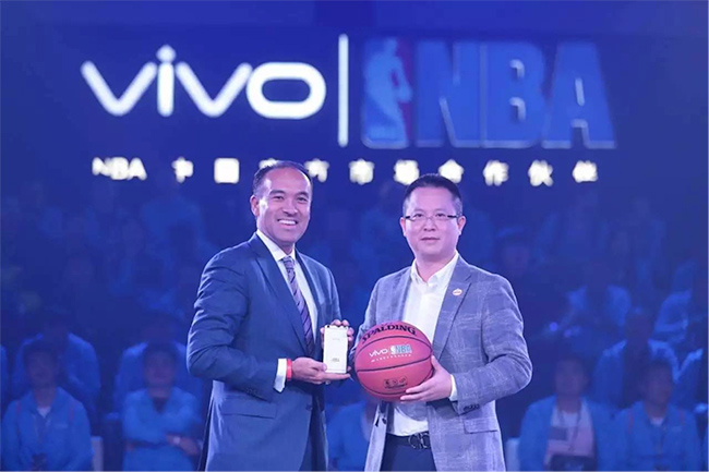 vivo and NBA