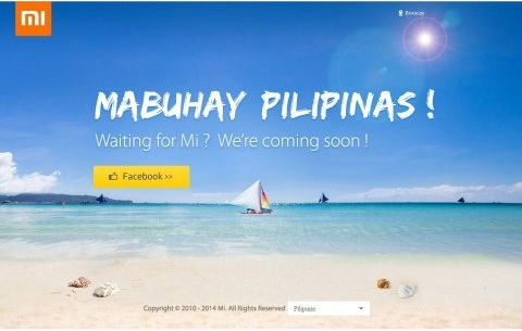 Xiaomi to Re-enter Philippines